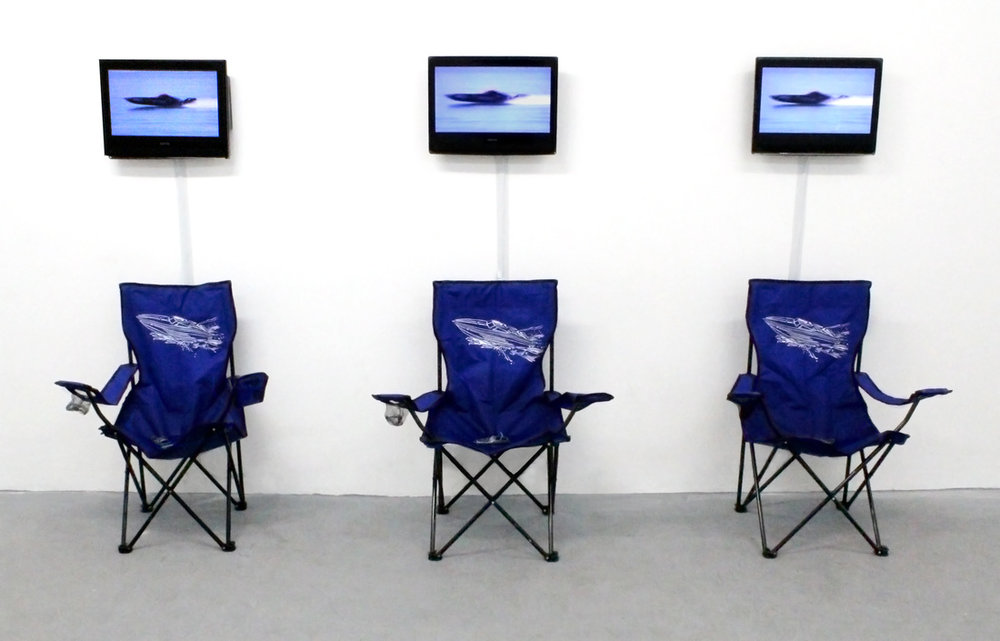 Yannick Blattner,  See Greatness, Imitate Greatness, Become Great , Installation View, 2014
