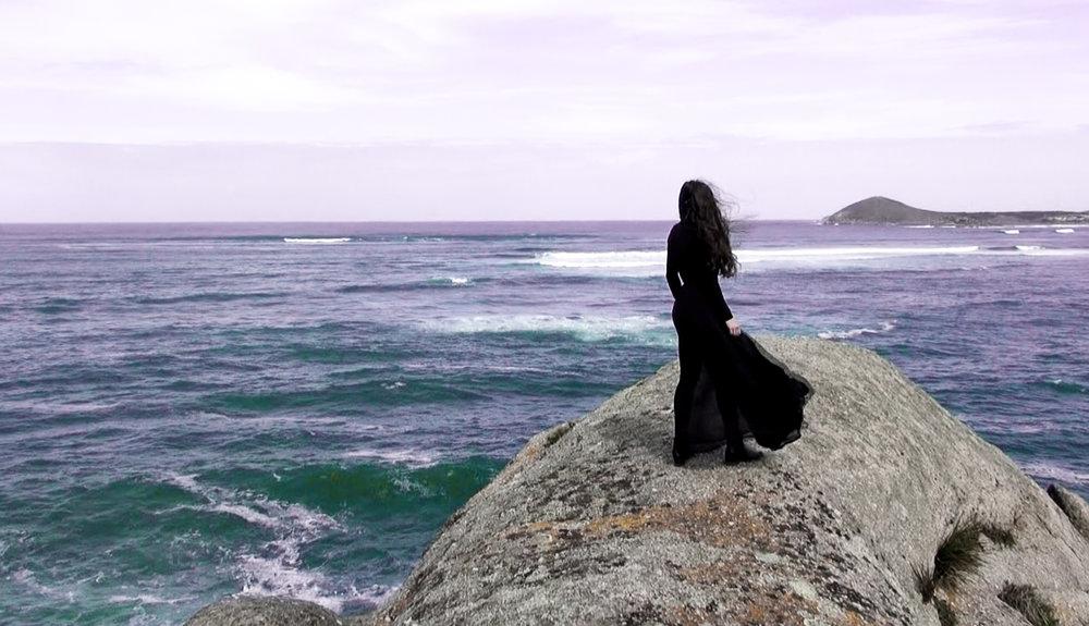 Elise Bonato,  siren/saudade , 2016; single channel HD digital video installation, digital video still; 11:16sec loop, colour, 2.1 stereo sound. Image courtesy of the artist.