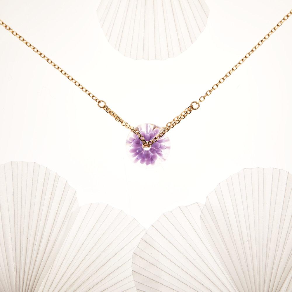 collier fait main - violet - dentelle givree.jpg