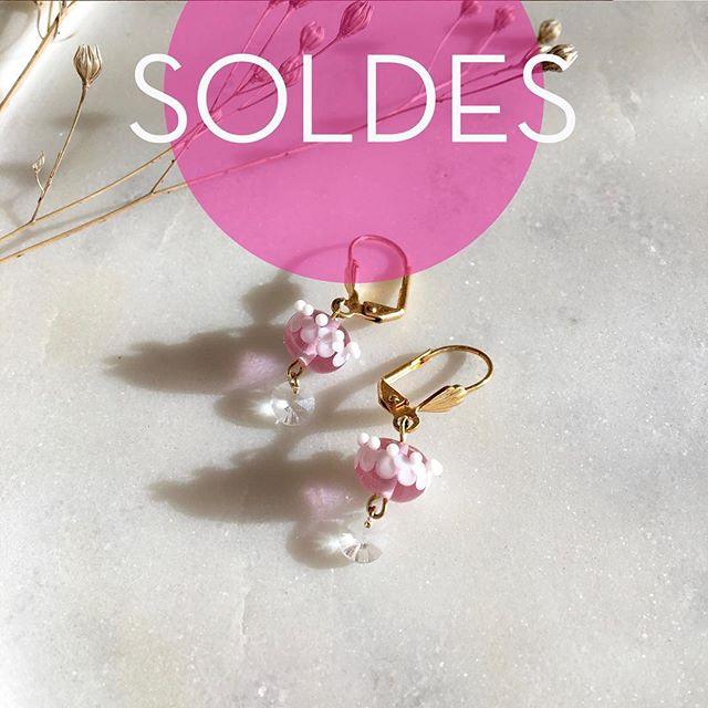 Soldes~ sur e-boutique et le marché de créateurs !! 7-8 juillet à 15 Rue des Halles à Paris ~ (vendredi 13h-21h, samedi 11h-19h) #soldes, #dentellegivree #paris #verre #bijoux