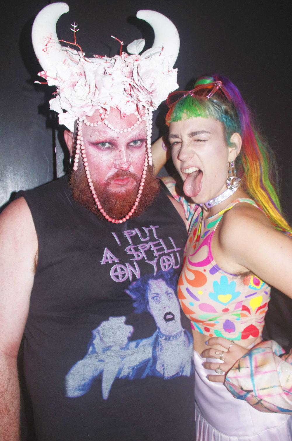 Minnie Taur and Femme as Fuck