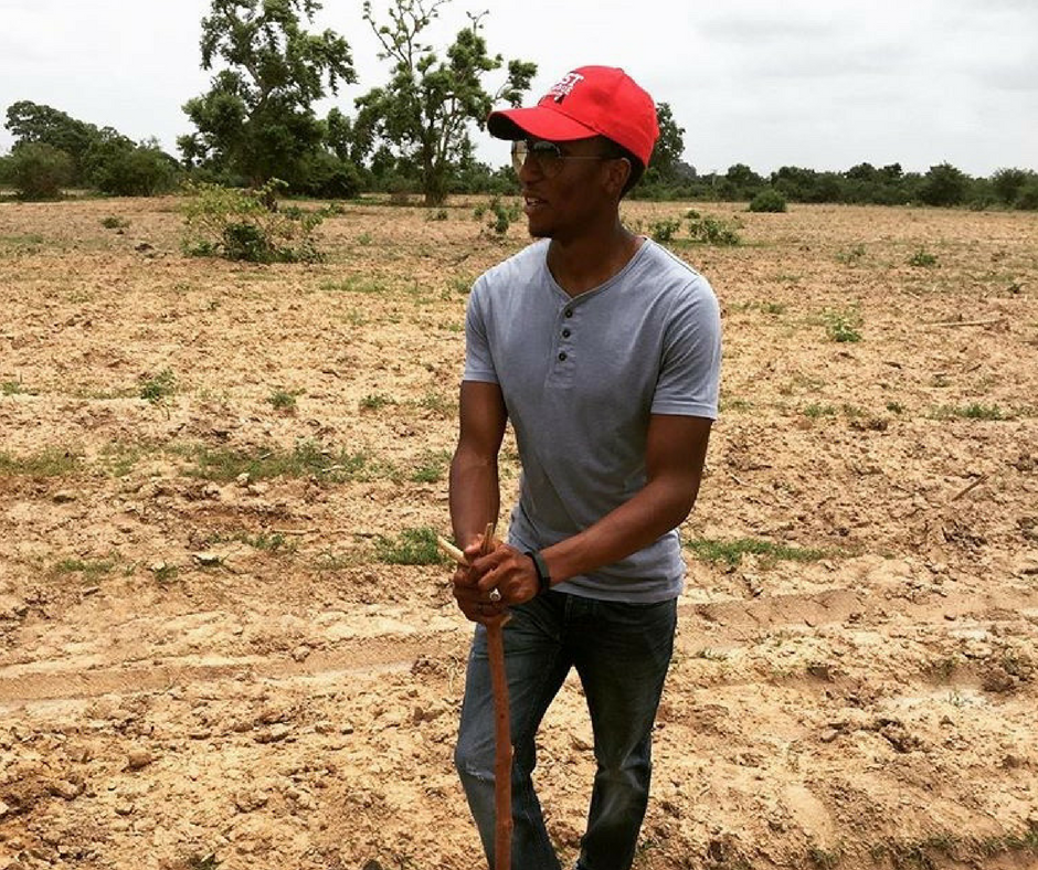 Haruna Tukur Hafaz Farms on the #socialAfricanshow