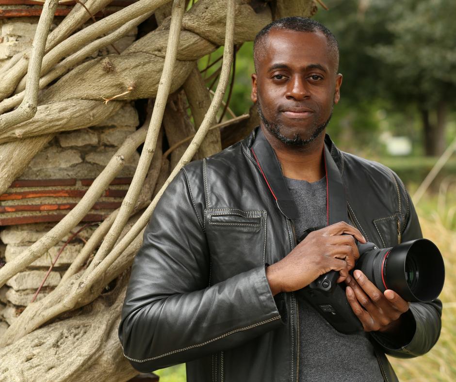 Eyo photography - George Eyo on the #socialAfricanshow