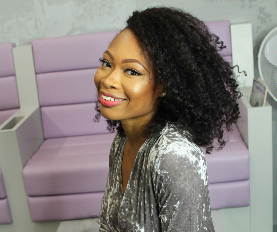 Jamelia Donaldson on the #socialAfricanshow