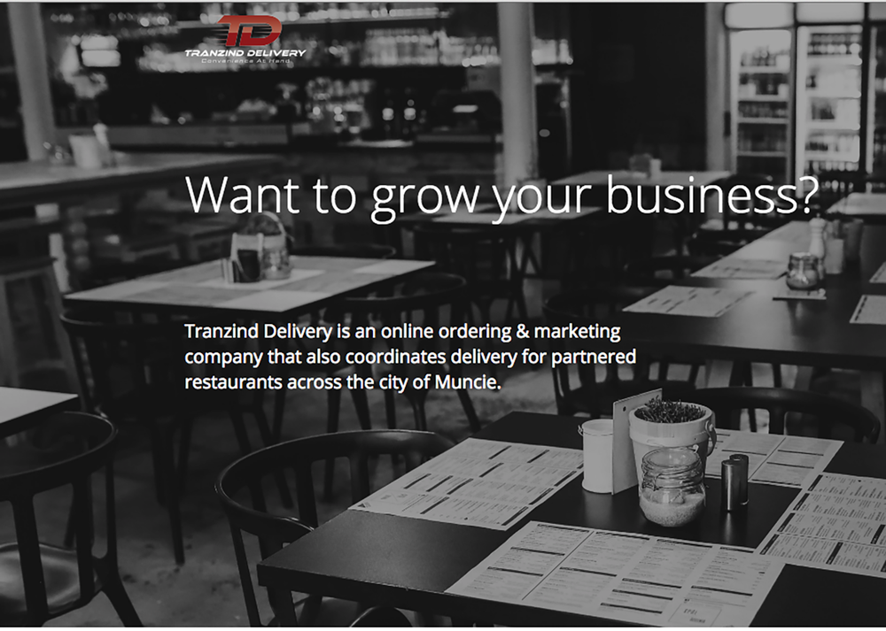 tranzind delivery - social media marketing