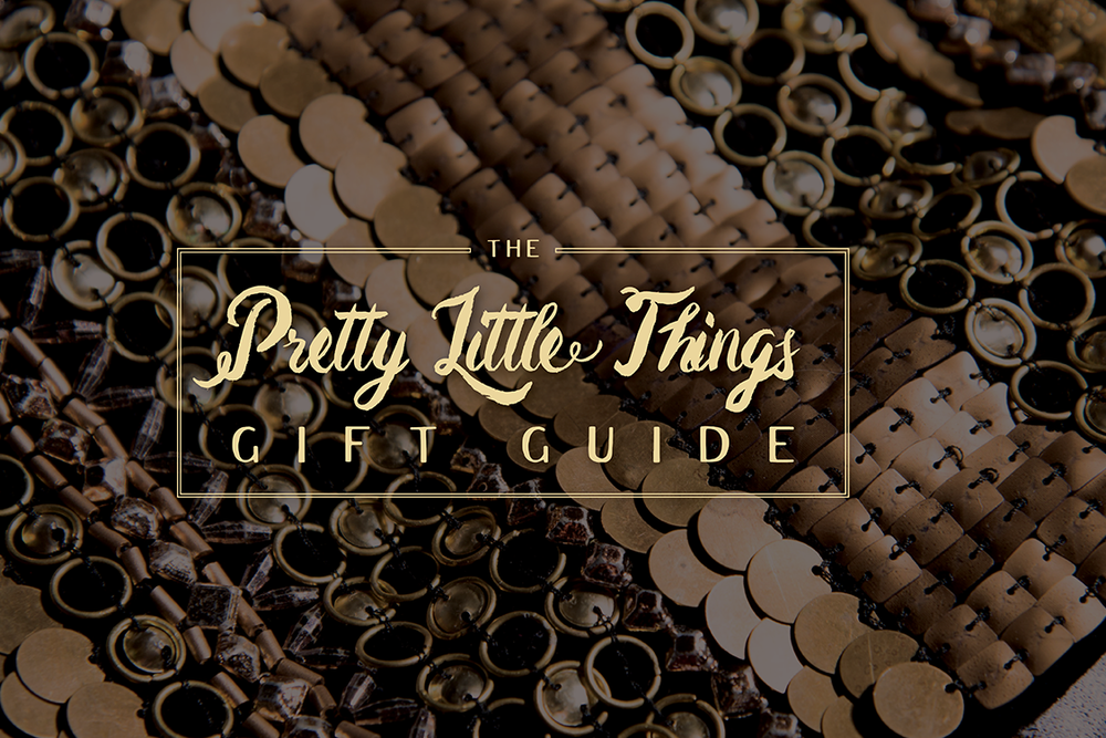 pretty little things holiday gift guide - pattern magazine