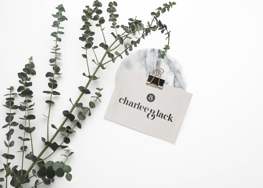 CHARLEE BLACK - BRANDING + MARKETING