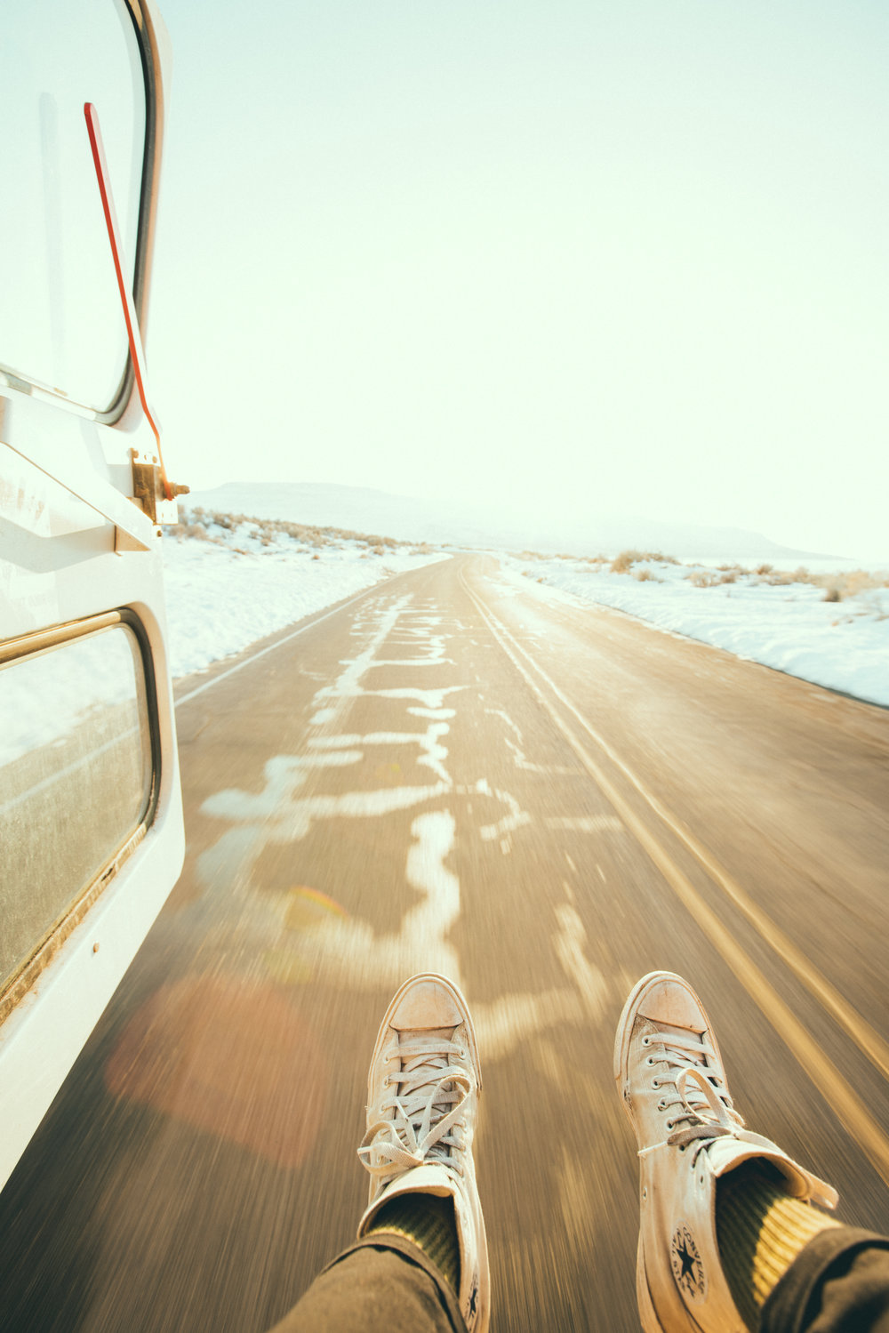 Antelope Island - Sasquatch The Bus