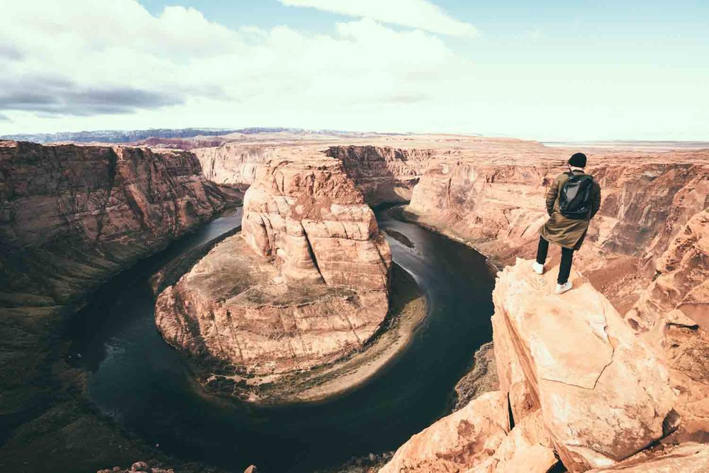 horseshoe bend-sasquatch the bend