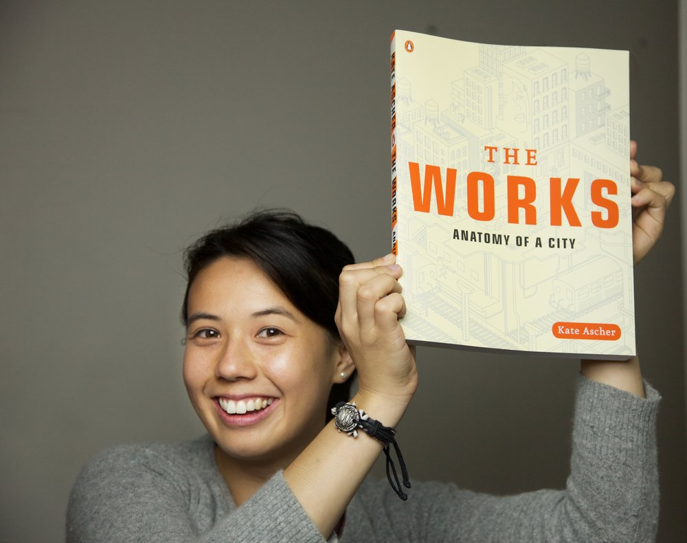 Book Review: The Works - Anatomy of a city by Kate Ascher — Urban ...
