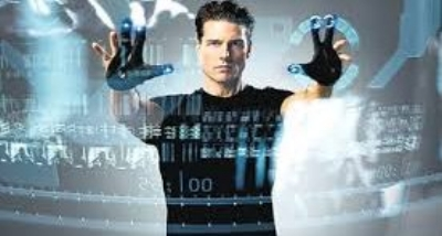 Minority Report was one of the first times I saw 'AR' integrated into every day life