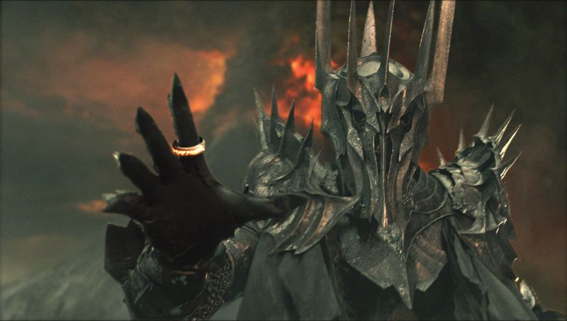 Amazon Prime has a grip on you like Sauron had a grip on the world of dwarves, men, and elves