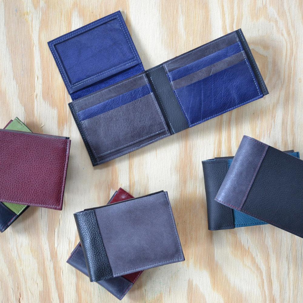 Wesley ID Holder Wallet for Men
