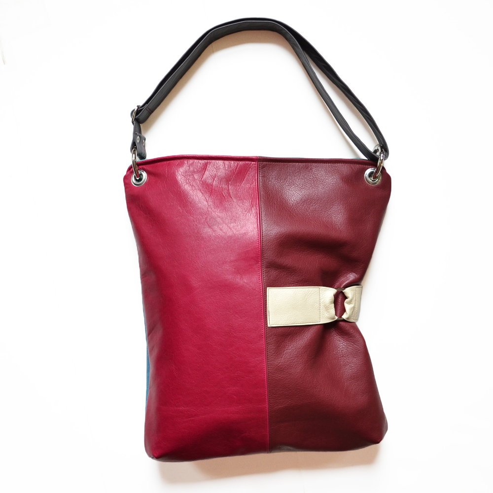 The Luella Crossbody Laptop Bag
