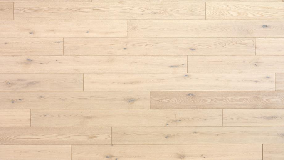 Engineered Hardwood Flooring - Four Inch Plank - Brushed Oak Sandstone