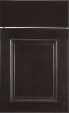 Craftsman Shaker Cabinets - Maple Java