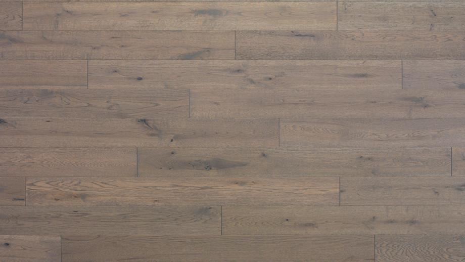 Engineered Hardwood Flooring - Four Inch Plank - Brushed Oak Dolphin