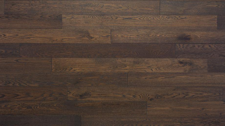 Engineered Hardwood - Four Inch Plank - Brushed Oak Otter