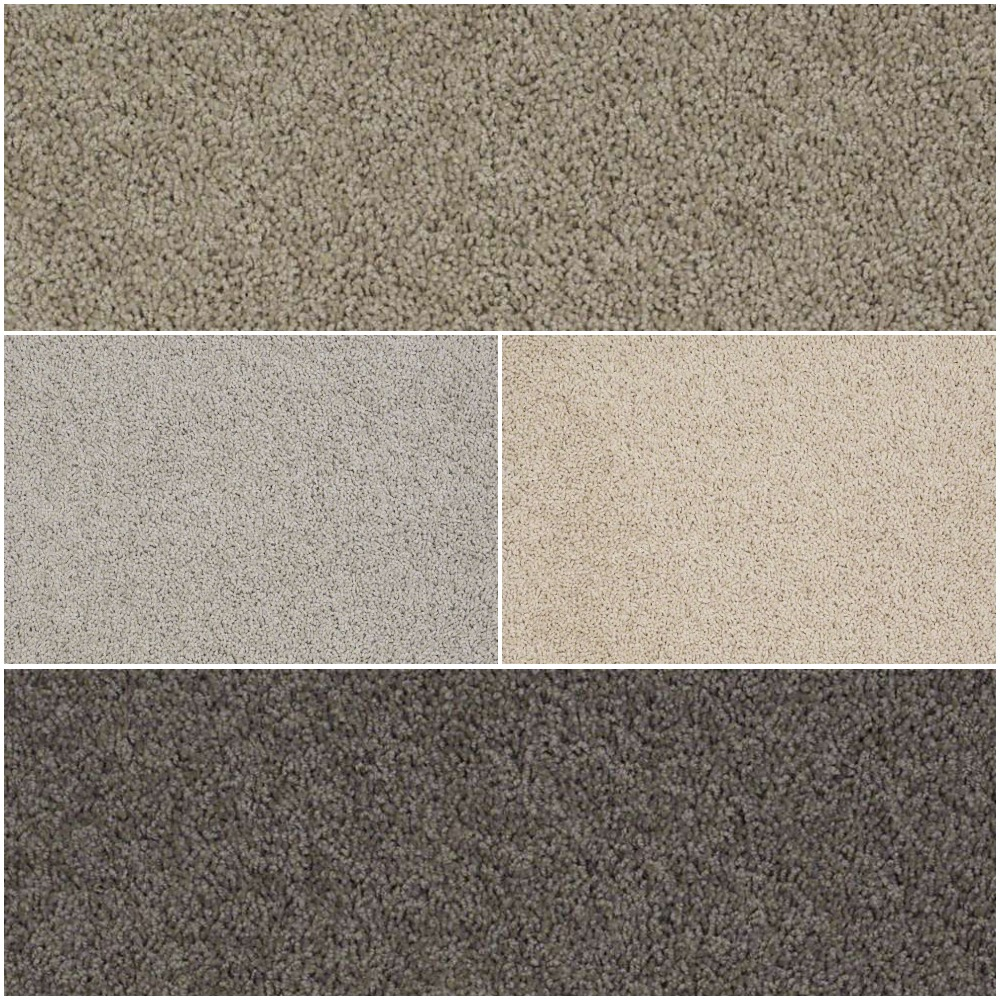 Luxurious pile carpeting with high quality 8lb pad.  Over 20 different colors to choose from!