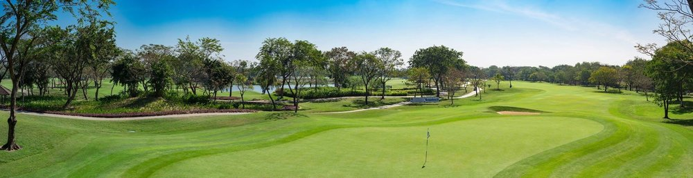 Pun Hlaing Golf Club Myanmar