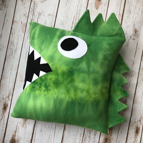 e6af13d91 Green Dino Pillow ...