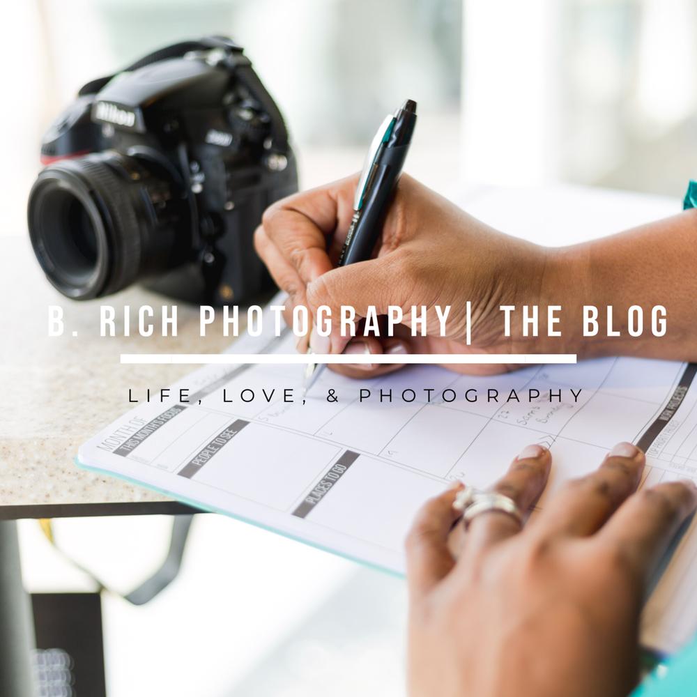 B. Rich: The Blog