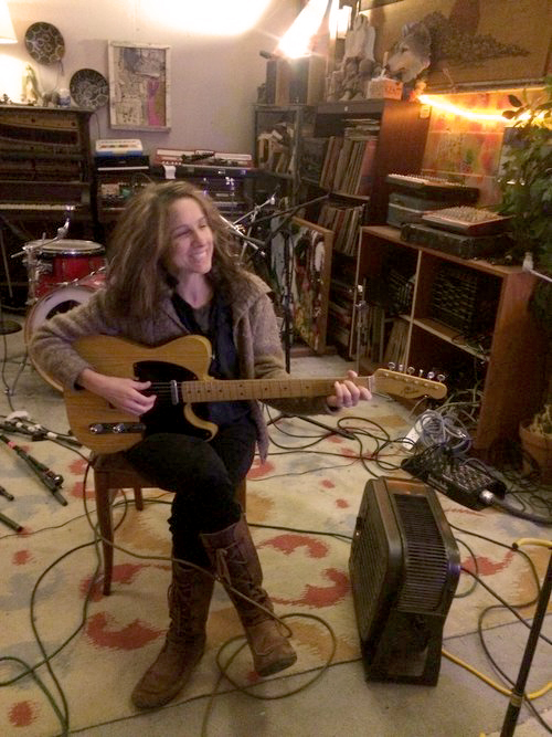 Recording at LVShards 2017 (Bethlehem, PA)