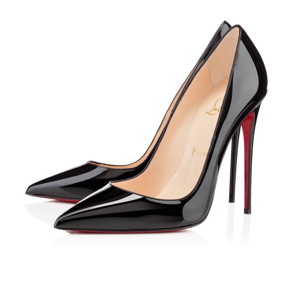 """Louboutin """"So Kate"""" Stiletto Heels"""