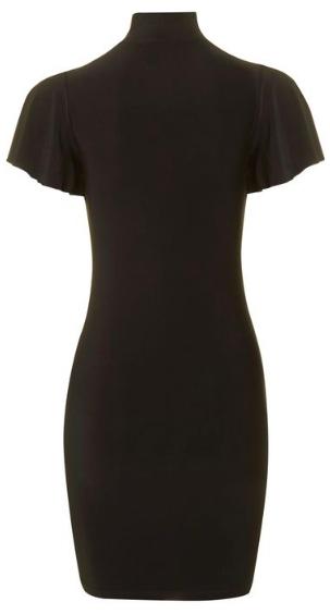 TopShop Choker Dress