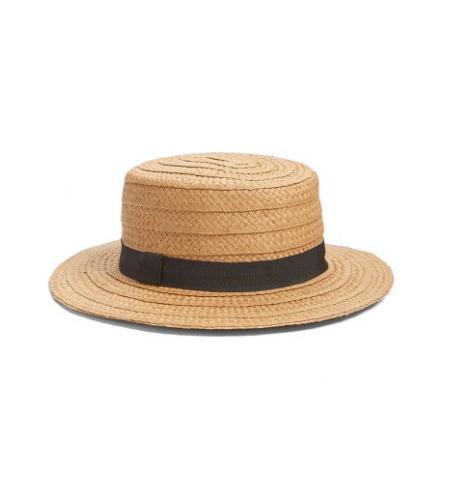 HINGE Boater Hat