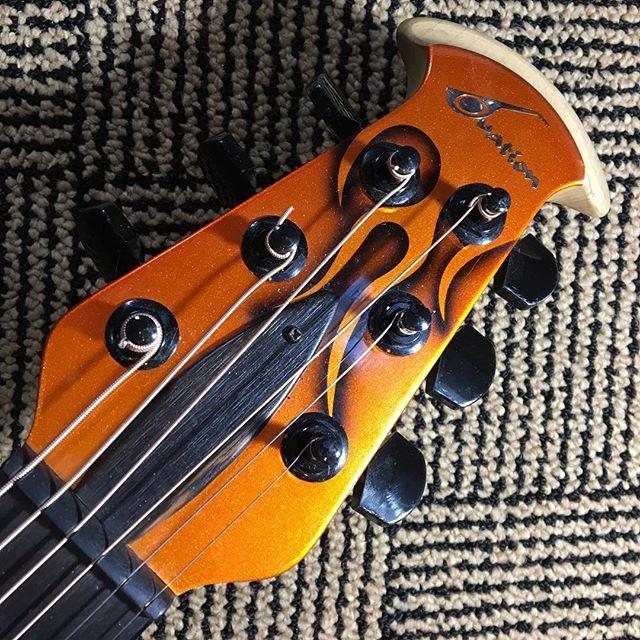 #hotrod #ovation #luthier #repair#vermont