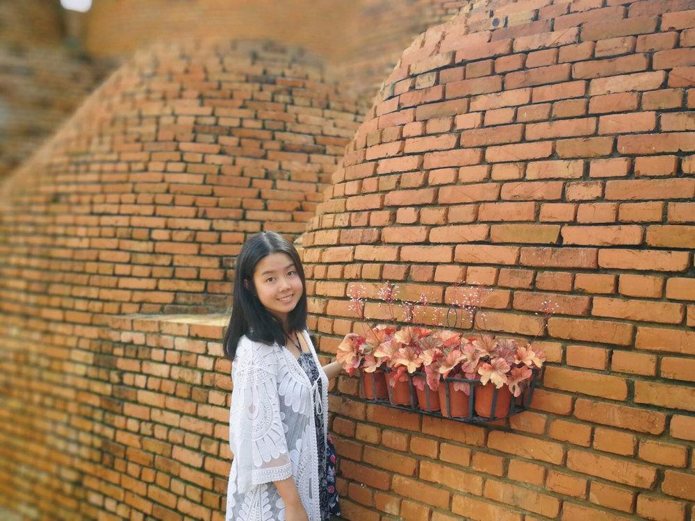 Bonnie (Qinzhi) Jiang (1996- )