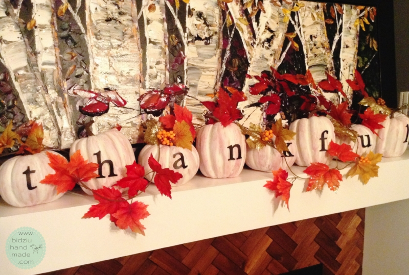 DIY thanksgiving decoration, DIY thanksgiving fireplace decor, pumpkin decoration, fall fireplace decoration, DIY fall decor, fall decorating ideas, DIY fall decorating ideas,