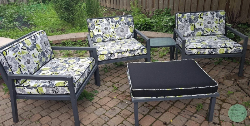 Custom Made Patio Furniture Cushions, Custom Made Slip Covers, Trendy Patio  Furniture Cushions, Part 88