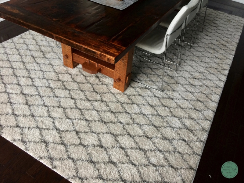 custom size area rug bidziu handmade