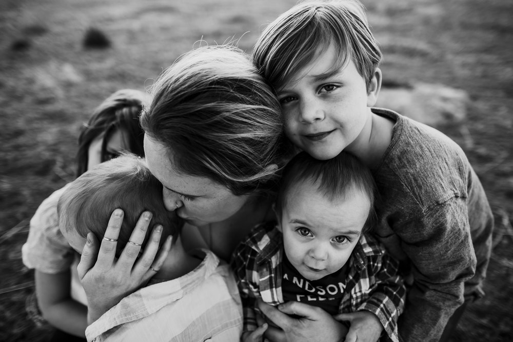 Angela Minnick // Idaho Birth and Family Photographer