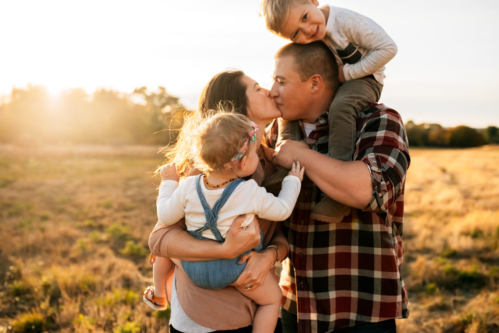Boise Lifestyle Family Photographer
