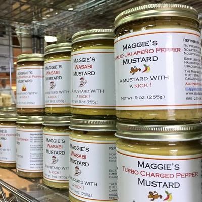 Maggie's Mustard - Canandaigua, NY