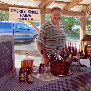 Cherry Knoll Farm Winery - Freetown, NY