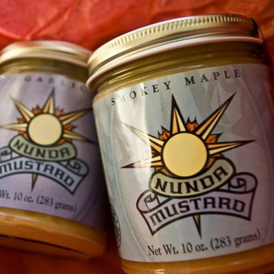 Nunda Mustard - Nunda, NY