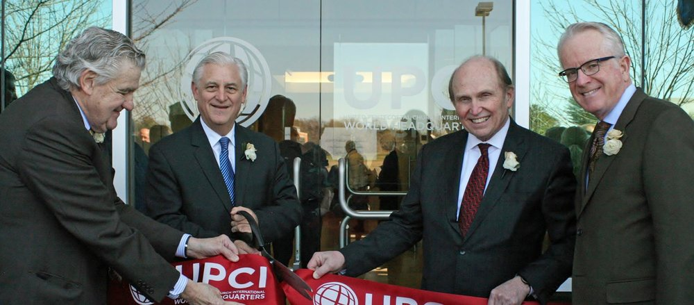 United Pentecost Church International - Ribbon Cutting Ceremony @ UPCI World Headquaters