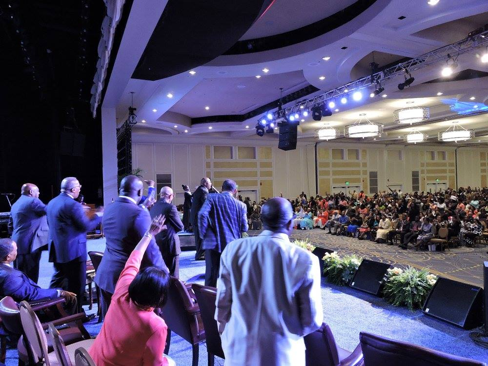 Pentecostal Assemblies of the World