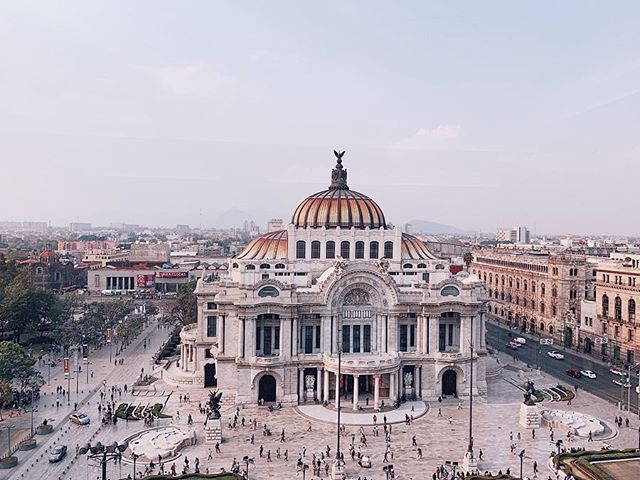 """Two days in Mexico City definitely wasn't enough. Honestly, I don't even know if two weeks or two months would even be """"enough."""" Now it's time to explore some more of this iconic country! 🇲🇽"""