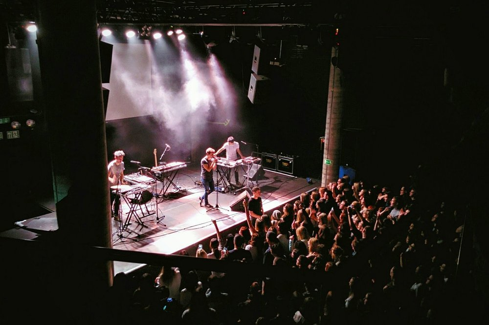 Festivals + Concerts