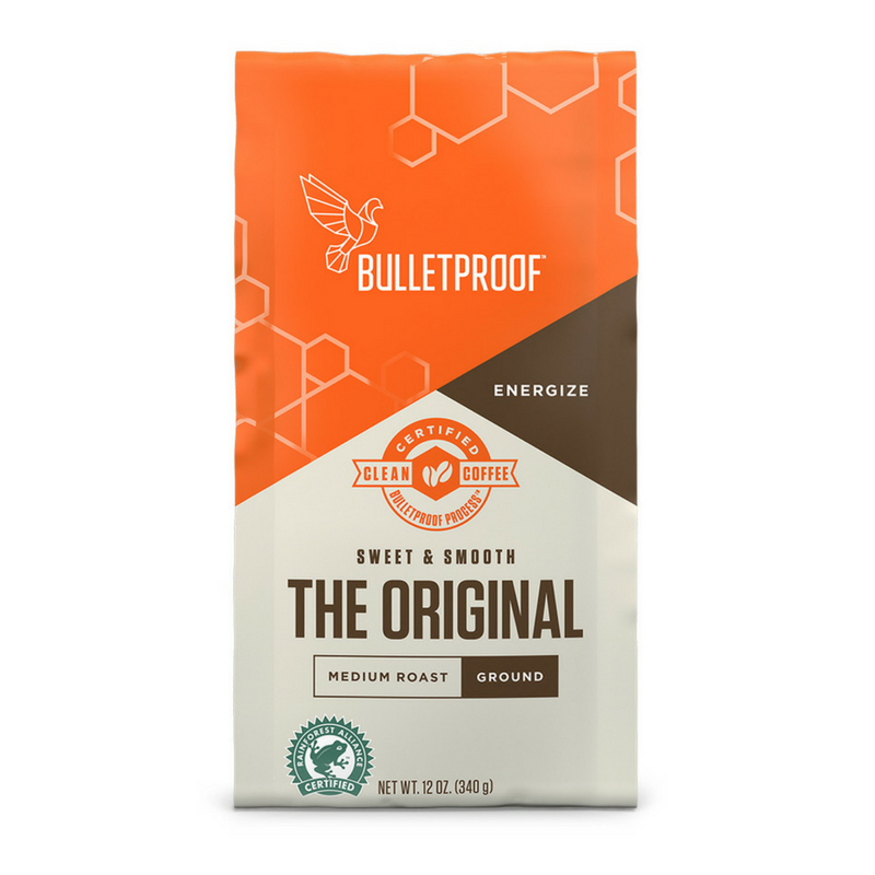 Go beyond organic and get Bulletproof coffee! Tested to make sure there is NO MOLD present!