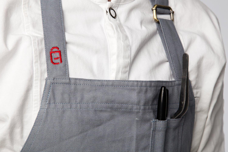 White apron melbourne - Handmade Aprons