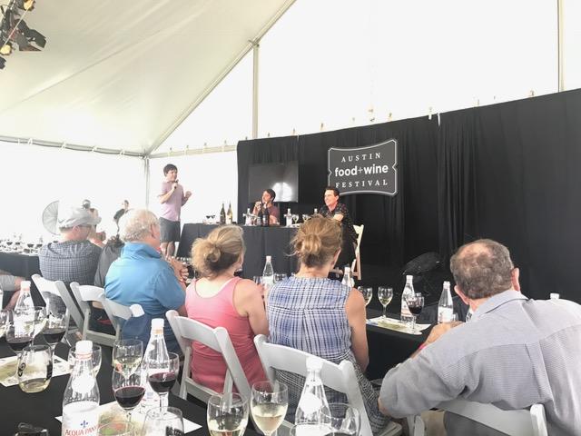 Meet the Makers! Chris Eberle of Eberle Winery and Austin Hope of Austin Hope Wines and Hope Family Wines.