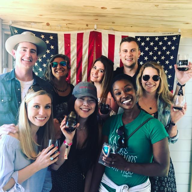 Texas Food Bloggers unite!!!!!