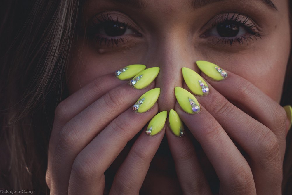 Stiletto Nails {Trend Talk: Revisited} — Bonjour Coley