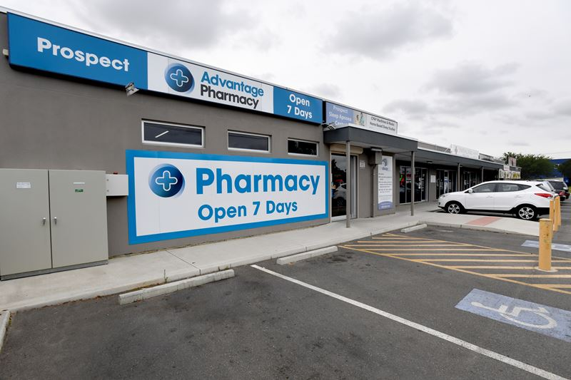 Prospect Pharmacy Outside